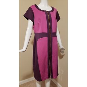 NWT Ashley Stewart Midi Dress